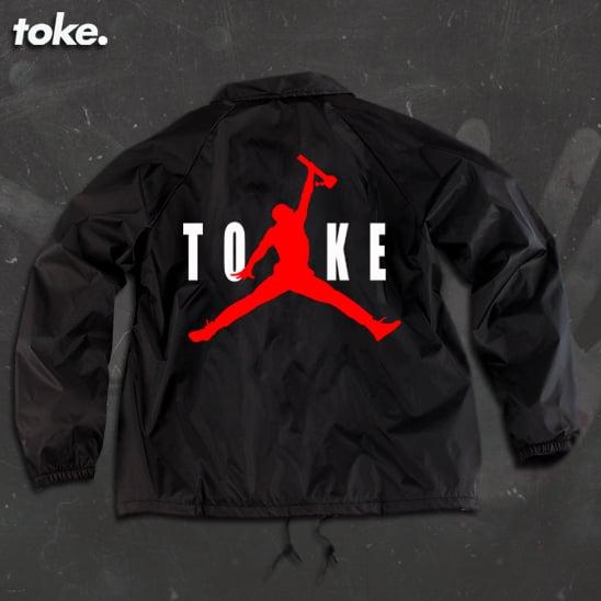 Image of Toke - TOKEMAN - Windbreakers