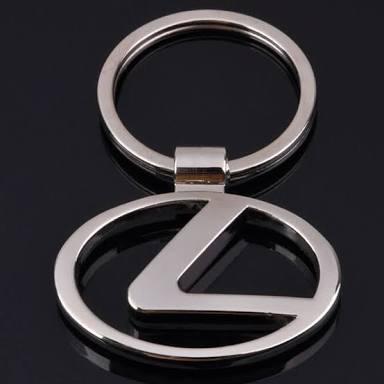 Image of Lexus Logo Key Ring