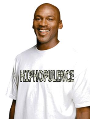 Image of HIPHOPULENCE STOCK TEE