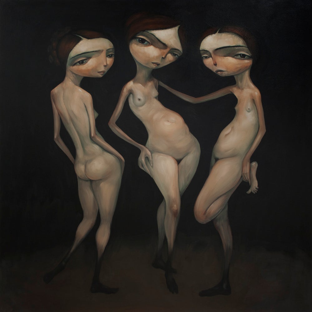 Image of Three Graces (after Lucas Cranach the Elder)2014