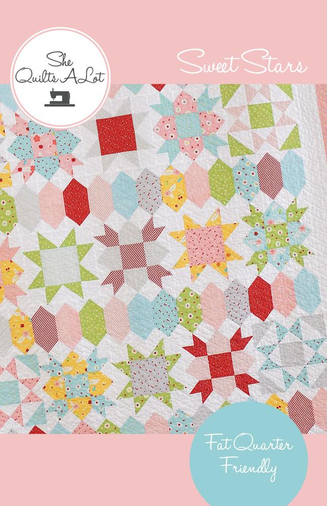 Image of Sweet Stars PDF Pattern
