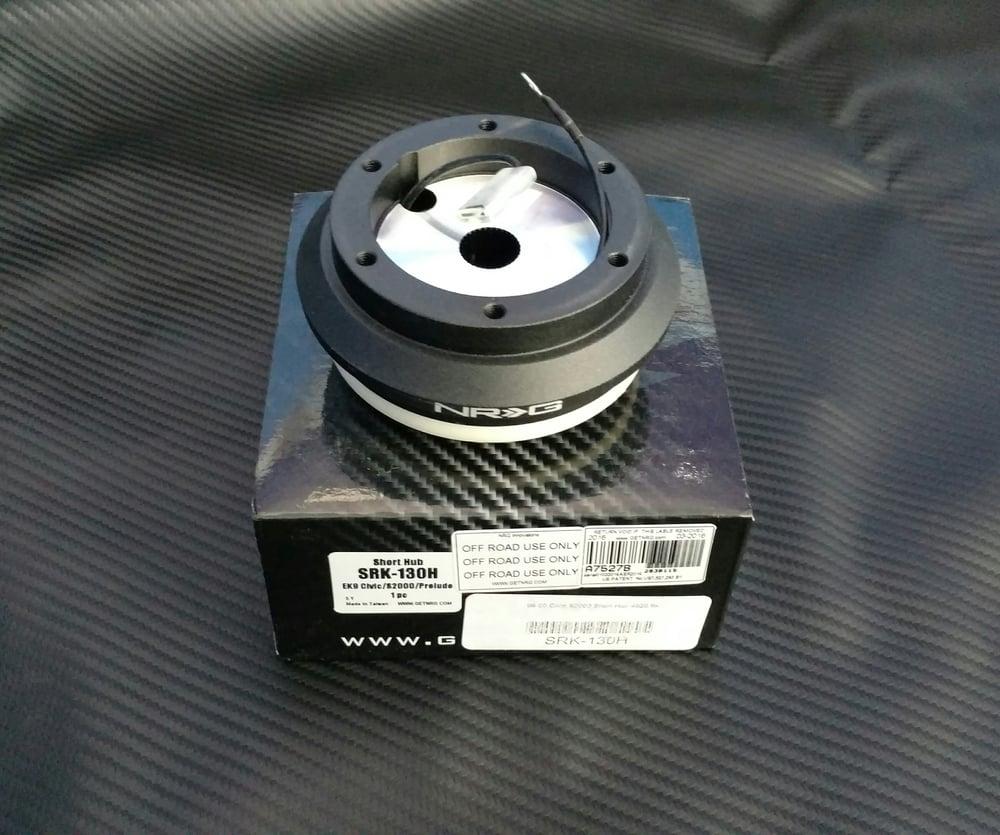 Image of NRG Honda short hubs