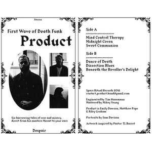 Image of Product - First Wave of Death Funk