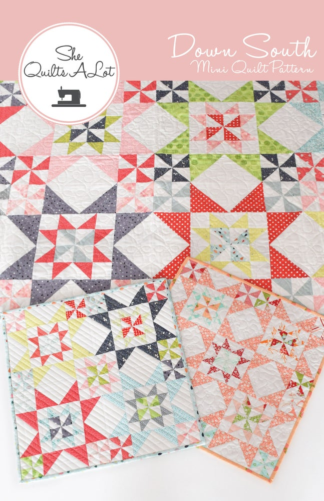 Image of Down South Mini PDF Pattern