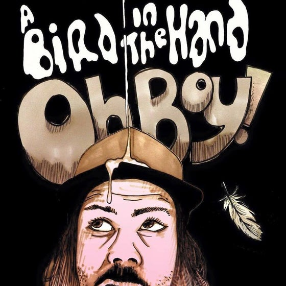 Image of LTD EDITION Bird In The Hand Poster