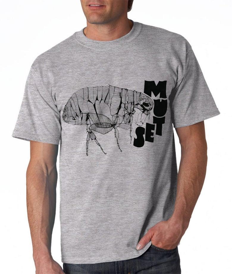 Image of 'Flea' t-shirt