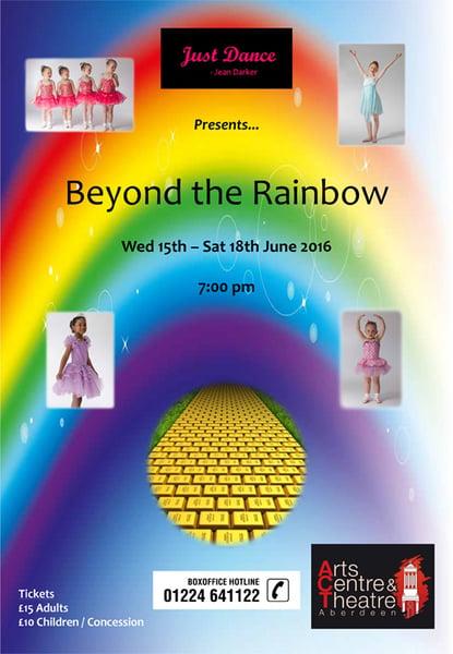Image of Beyond the Rainbow - Just Dance, Jean Darker