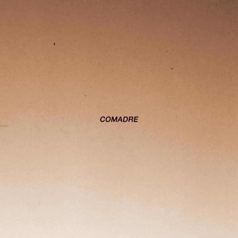"""Image of Comadre """"S/T"""" CD"""