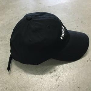 Image of Fakin It Hat - Black