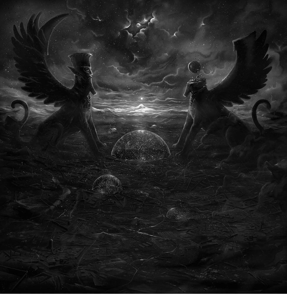 "Image of Sorrow - Arisen E.P - 12"" Vinyl"