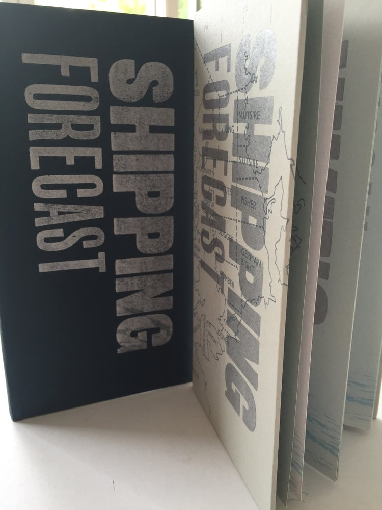 Image of The Shipping Forecast Book