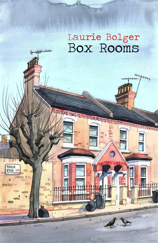 Image of Box Rooms by Laurie Bolger