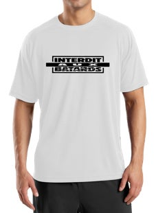Image of T-shirt interdit aux batards
