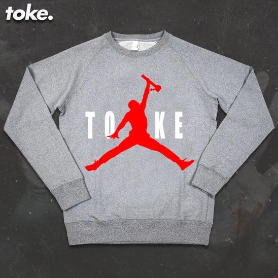 Image of Toke - TOKEMAN - Sweatshirt