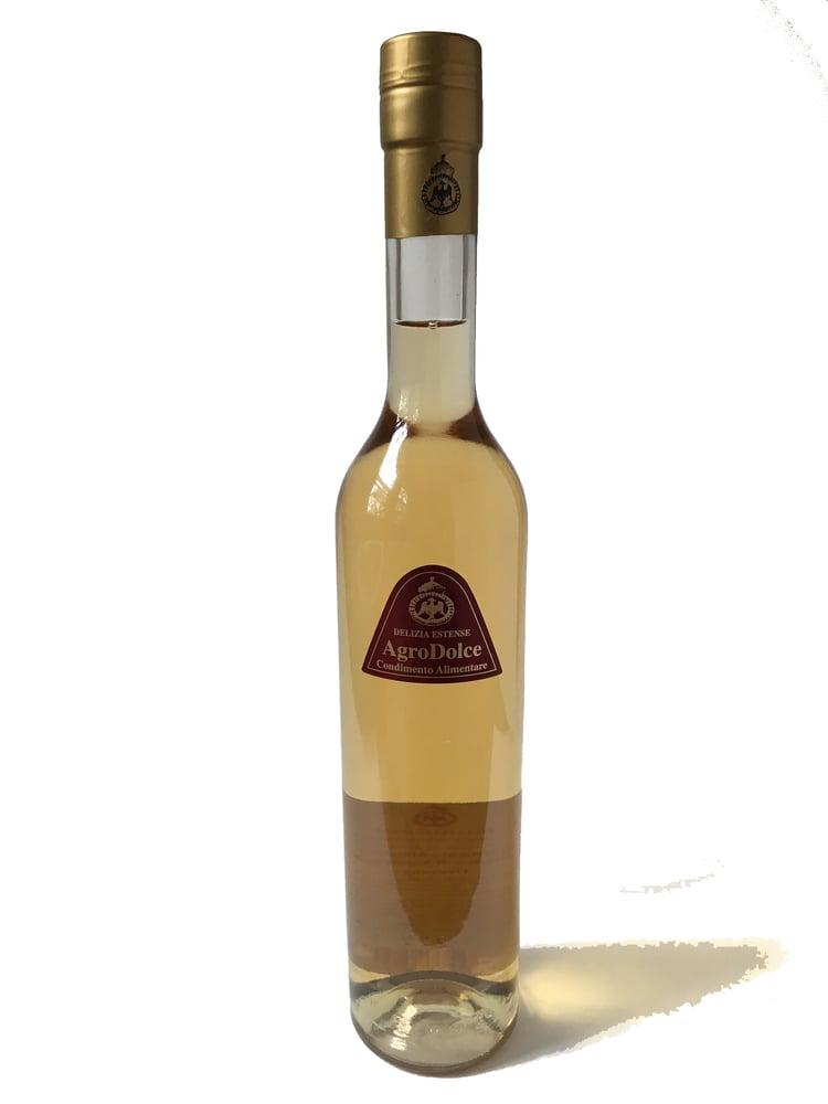Image of Delizia Estense AgroDolce Sauvignon Blanc Vinegar 500ml