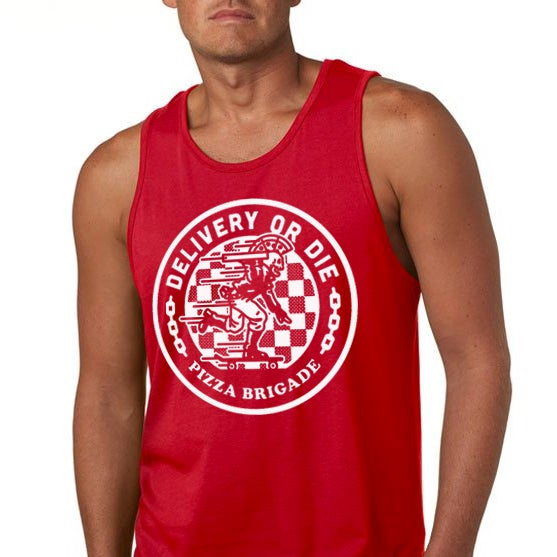 Image of DELIVERY OR DIE TANK