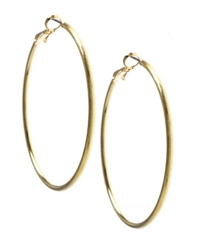 "Image of ""Chic Hoops"" earrings"