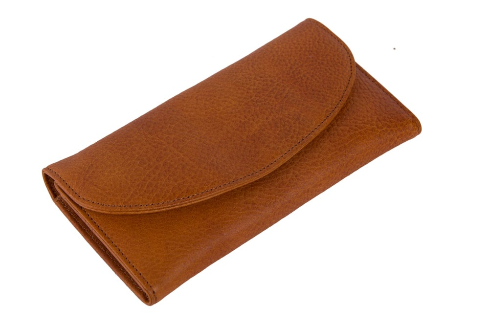 Image of New men wallets genuine Leather Wallet for men phos Gent Leather male wallets leather purses 9066