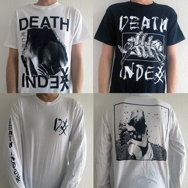 Image of DEATH INDEX T-Shirts & Longsleeve