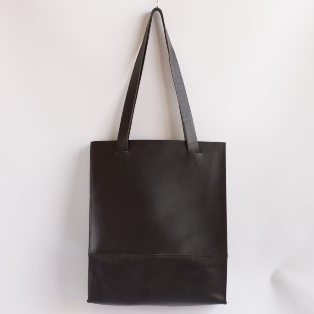 Image of Leather Tote