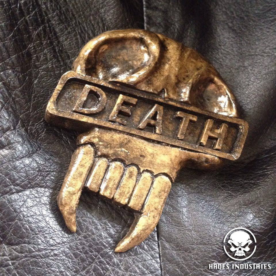 Image of Judge Death Badge - Judge Dredd/2000AD