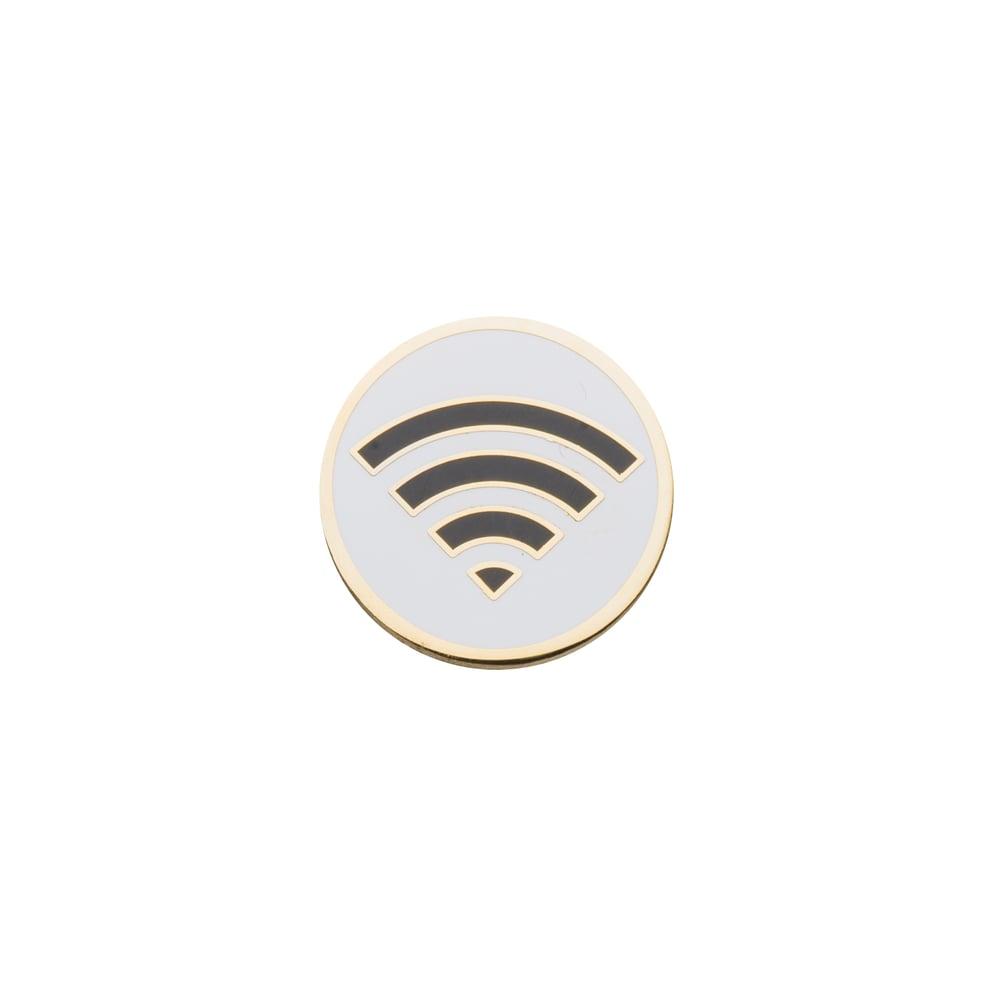 "Image of House Wifi Sigil 1"" Lapel Pin"