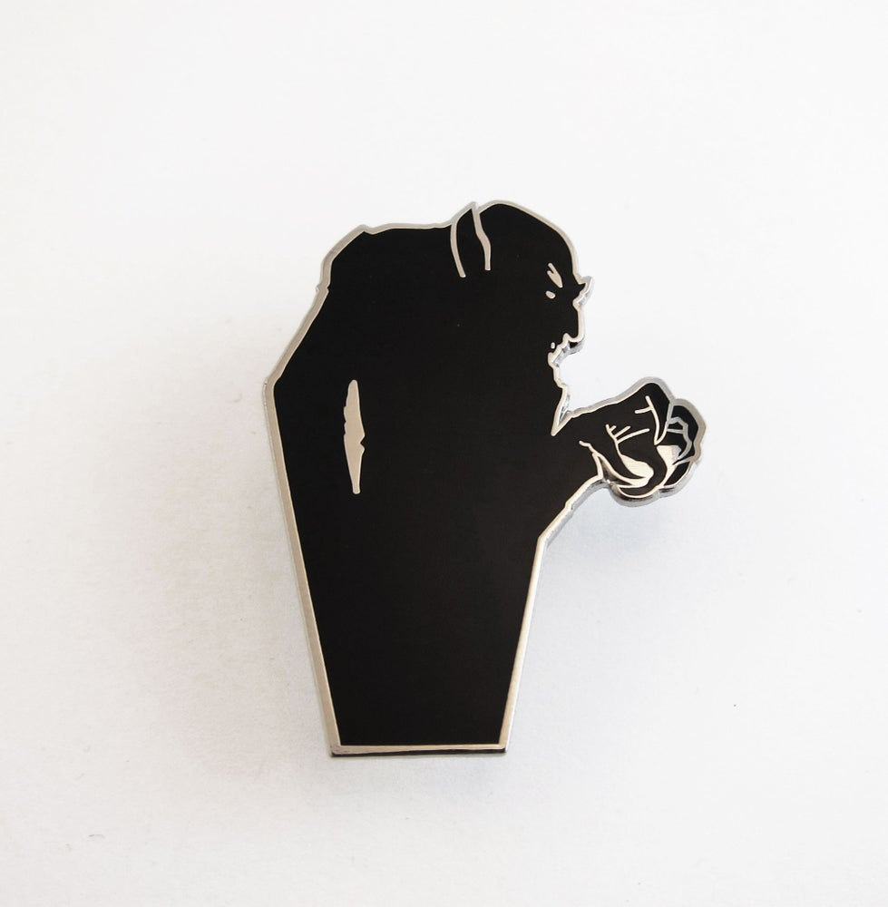Image of NOSFERATU Enamel Pin