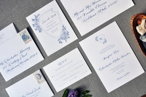 Image of The Crest Invitation Suite