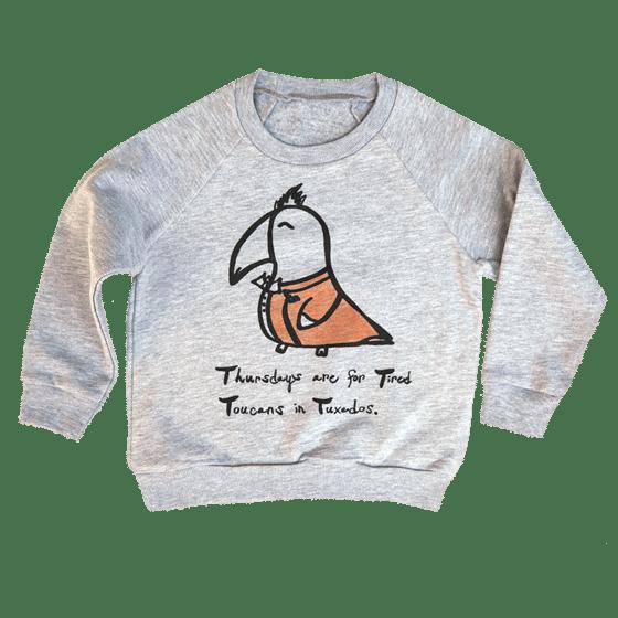 Image of Toucan Thursdays SWEATSHIRT