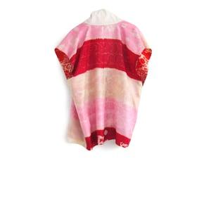 Image of Silke kimonovest -kan vendes