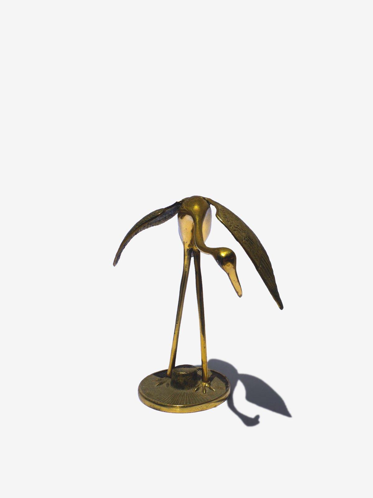 Image of Brass Crane
