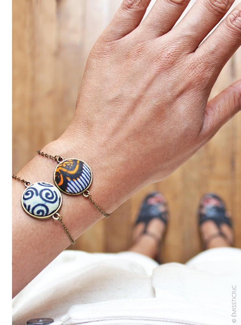Image of Bourgeons bracelets a