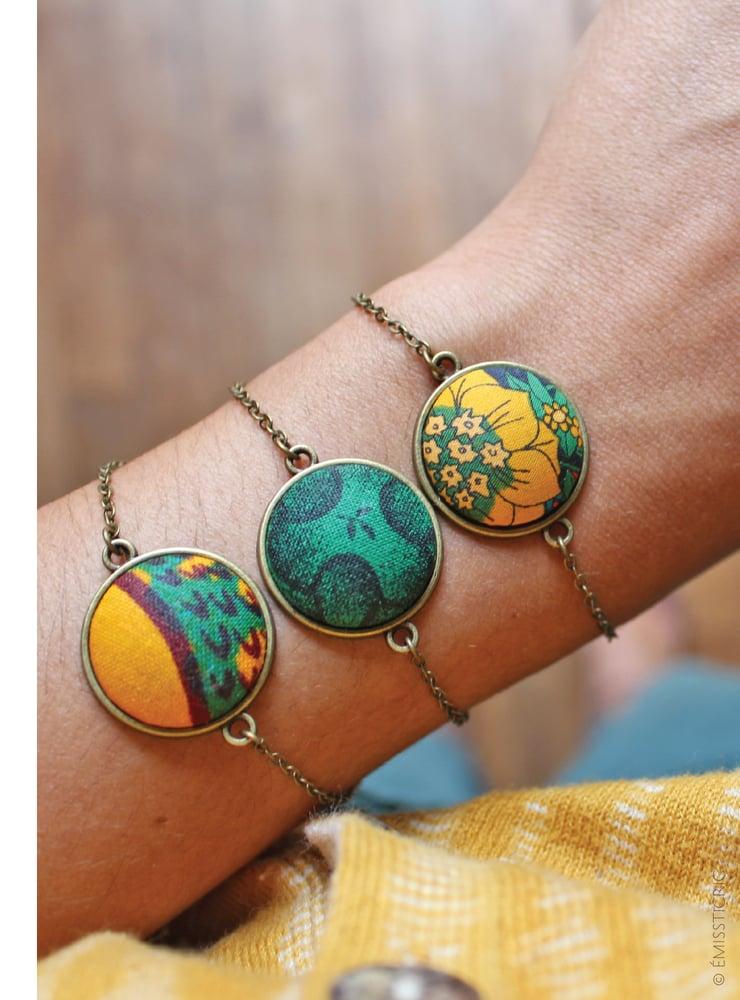 Image of Bourgeons bracelets c