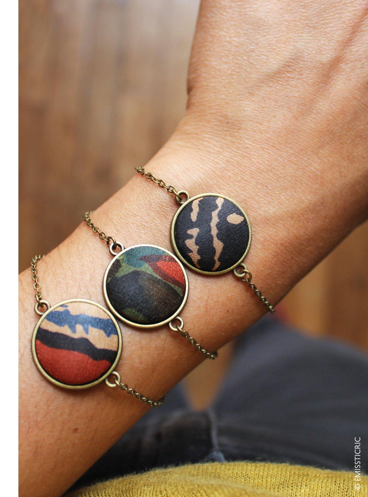 Image of Bourgeons bracelets h