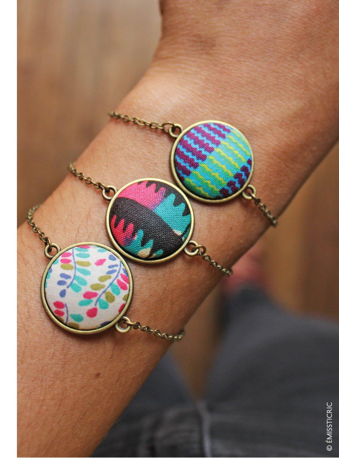 Image of Bourgeons bracelets i