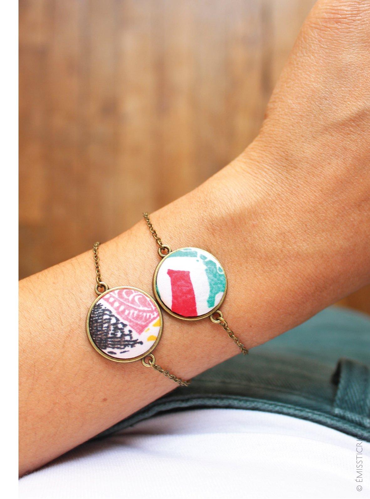 Image of Bourgeons bracelets j