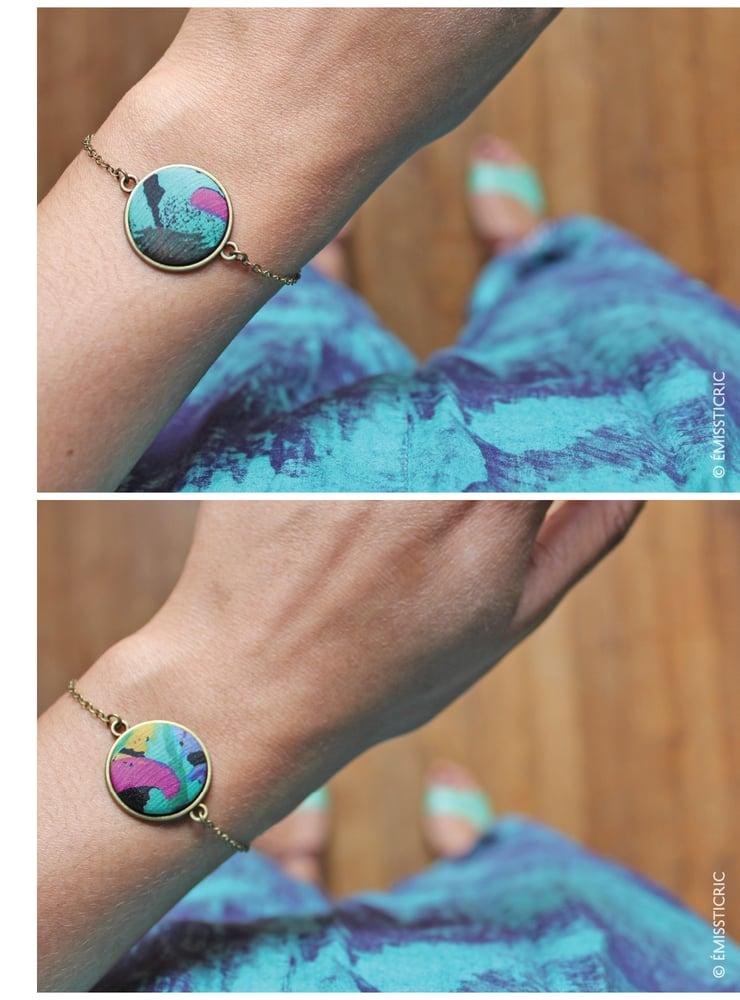 Image of Bourgeons bracelets k