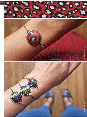 Image of Bourgeons bracelets l
