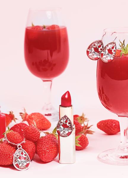 Image of Les bijoux Rouge surannés