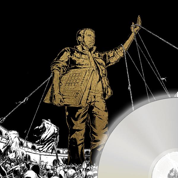 Image of Discourse - Megalomaniac - CD