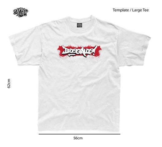 """Image of Boogaloo """"Flier"""" T Shirt"""