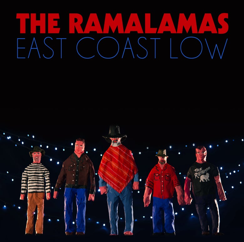 Image of The Ramalamas :: EAST COAST LOW