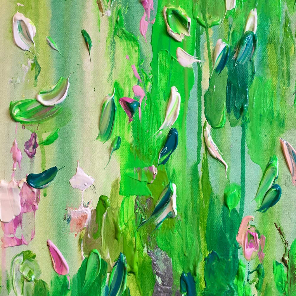 Image of 'Summer on the lake III' - 90x120cm