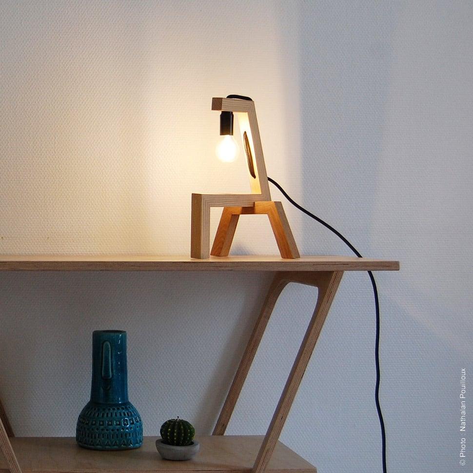 À Poser À Baladeuse Pona Pona Lampe Baladeuse Poser Lampe 3Rq4AL5j