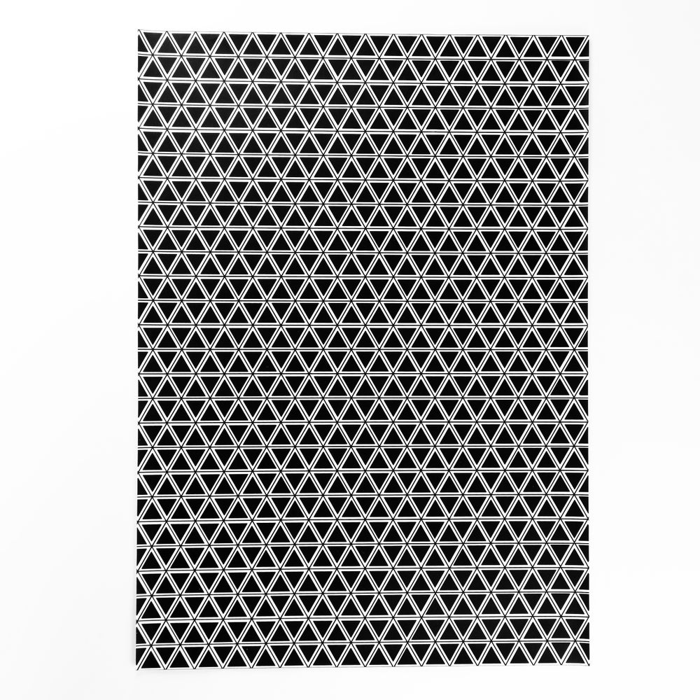 Image of Tabernacle Gift Wrap (2 Sheets)
