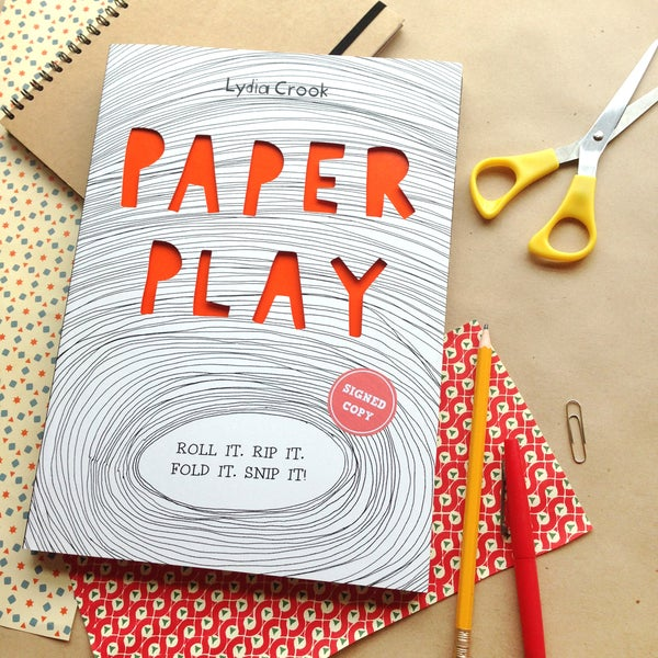 Image of PAPER PLAY - signed copy