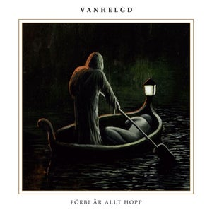 """Image of VANHELGD """"Temple Of Phobos"""" LP + 7"""" EP"""