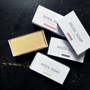 Image of Twig & Horn Wool Soap bars