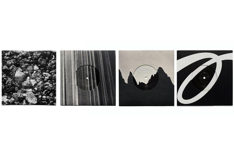 Image of Nomadic Editions vinyl discs