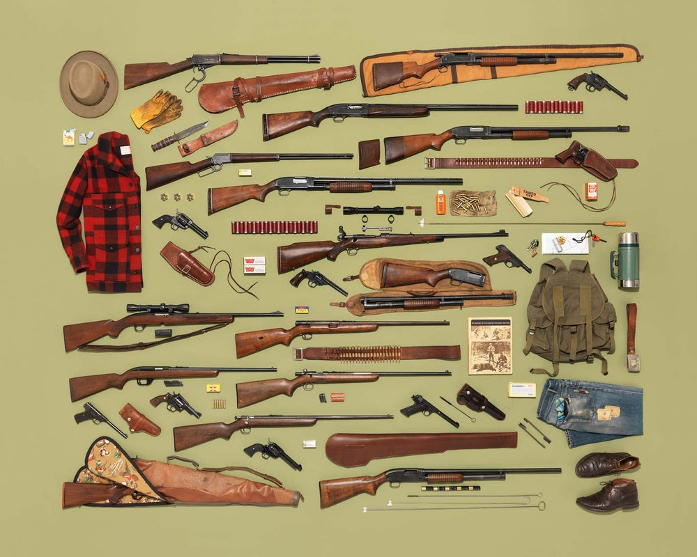 Image of Vinatge Hunting Collection